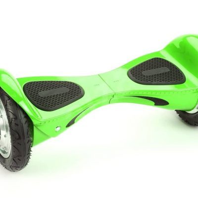 Hoverboard offroad Auto Balance system + APP + BT – zelený