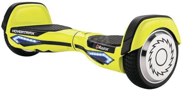 Razor Hovertrax 2.0 – zelený